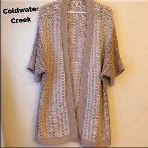 Coldwater Creek Long Cardigan